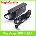 19V 4.74A 90W laptop charger ac power adapter for Acer Aspire 5735Z 5736G 5736Z 5737G 5737Z 5738G 5738PG 5738ZG 5739G 5740G 5741