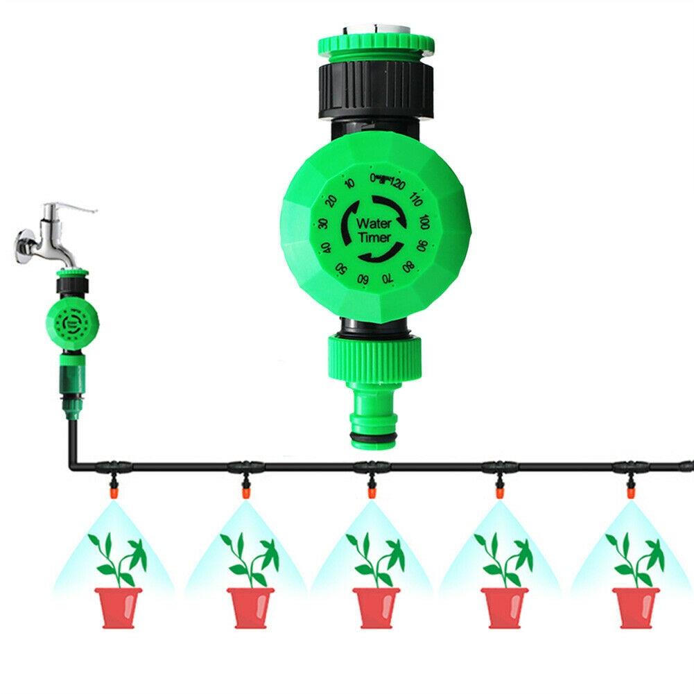 TTLIFE Automatic Mechanical Water Timer Valve Irrigation Sprinkler Controller Garden Watering System