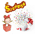 Free Shipping Surprise Box Lucky Bag 1 Pack Ultimate Geek Gift Pack Mystery Gift Make a Wish Now