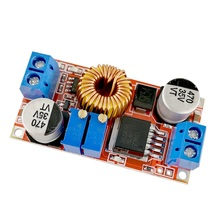 MCIGICM 5A DC to DC CC CV Lithium Battery Step down Charging Board Led Power Converter Charger Step Down Module XL4015