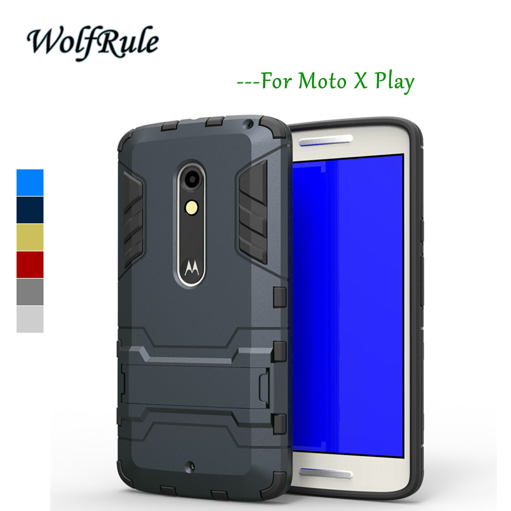 WolfRule Anti-knock <font><b>Case</b></font> For <font><b>Moto</b></font> <font><b>X</b></font> <font><b>Play</b></font> Cover Silicone + Light Plastic For <font><b>Moto</b></font> <font><b>X</b></font> <font><b>Play</b></font> <font><b>Case</b></font> For <font><b>Motorola</b></font> <font><b>Moto</b></font> <font><b>X</b></font> <font><b>Play</b></font> XT1563 < image