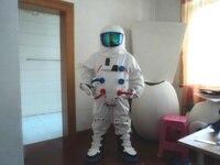 2018 Новый скафандры Маскоты куклы аниме одежда астронавт шоу реквизит mascor костюм космонавта Бесплатная доставка Прямая доставка