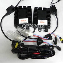 HID Conversion XENON KIT Headlight Replacement Bulb Lamp Single Beam Globe Car Bulbs XENON KIT 12V 100W H1 6000K