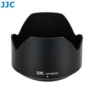 Image 4 - JJC LH SH131 Pétala estilo Capa de Lente Para Sony Sonnar T * FE 55mm f/1.8 ZA, sonnar T * E 24mm f/1.8 Lente Substitui Sony ALC SH131 ZA