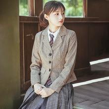 New High School Student JK Uniform Korean Preppy Style Sailor Women Girls summer dress Uniforms British Costume