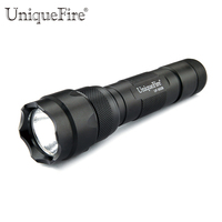 Uniquefire uf-502b-uv 365-370nm uv led taschenlampe 1 modus wiederaufladbare lampe torche für haustiere urin und flecken detektor
