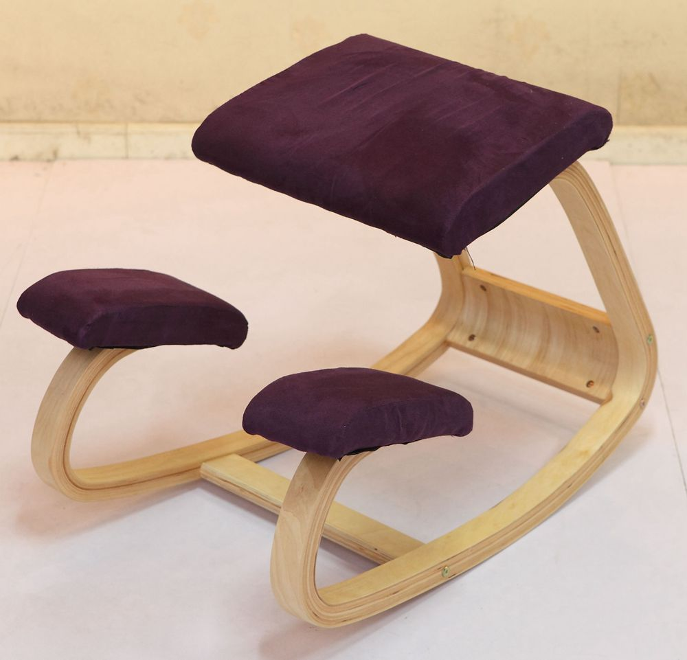 Ergonomic office chair kneeling posture - Aliexpress Com Buy Original Ergonomic Kneeling Chair Stool Home Office Furniture Ergonomic Rocking Wooden Kneeling Computer Posture Chair Design From