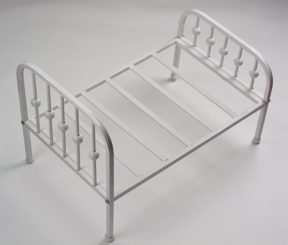 Nouveau-né lit Photo Prop mode bébé posant berceaux, facile à démonter lit bébé, # P2194