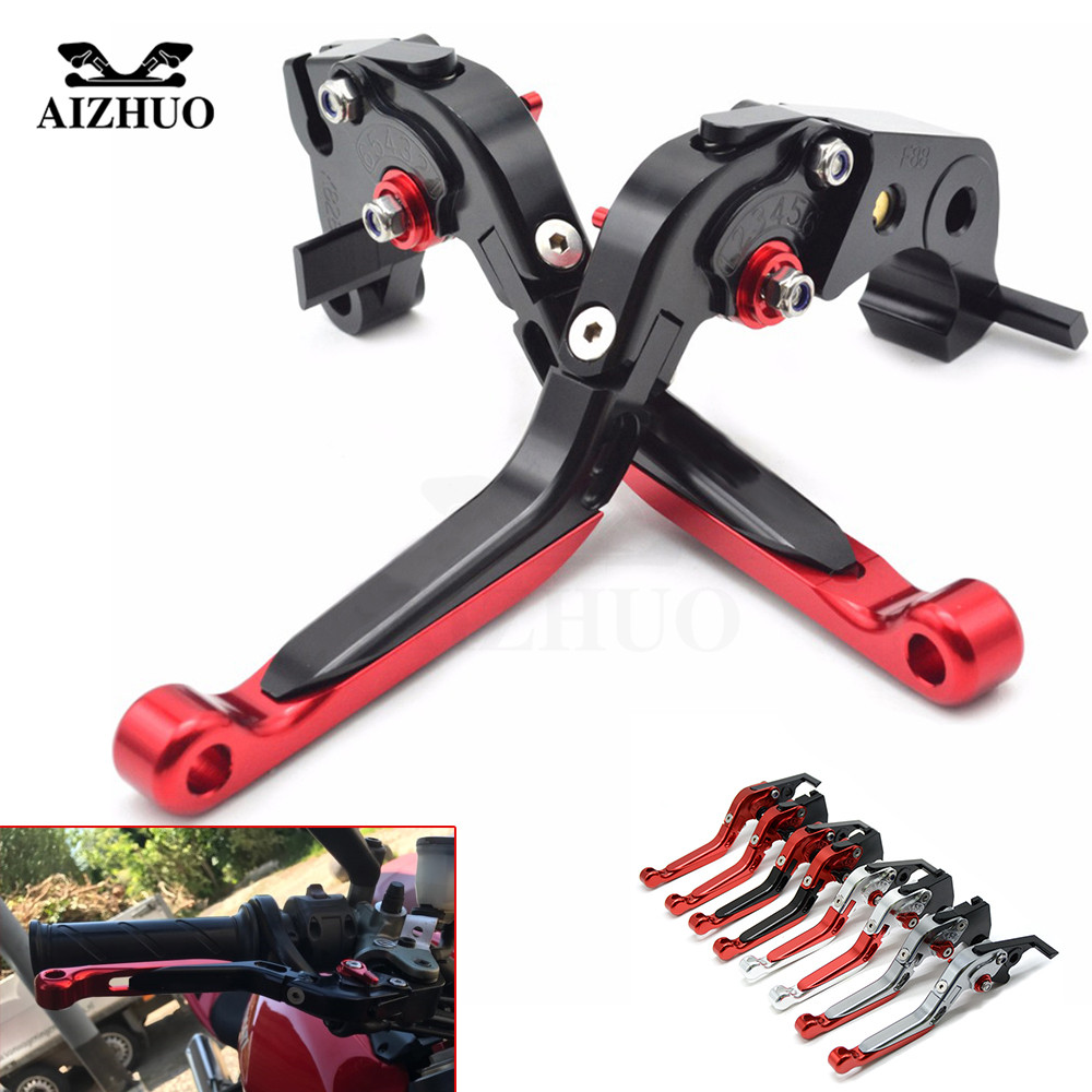 Motorcycle Brake Clutch Levers For DUCATI 748/750SS 1999-2002 900SS/1000SS 1998-2006 996/998/B/S/R 1999-2003 GT 1000 2006-2010