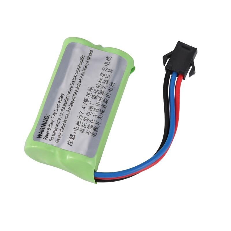 RC Car Battery 7.4V Ni-MH Battery