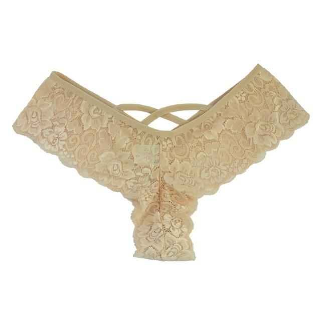 Lace Thong G-string Panties