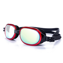 new Swimming Goggles Glasses Unisex Plating Waterproof Anti-fog Swimming Glasses UV Protection Diving Eyewear
