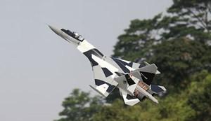 Image 5 - Freewing KIT davion rétractable/avion, modèle rc télécommande ou PNP, EDF, modèle jumeau 70mm, Su35, SU 35