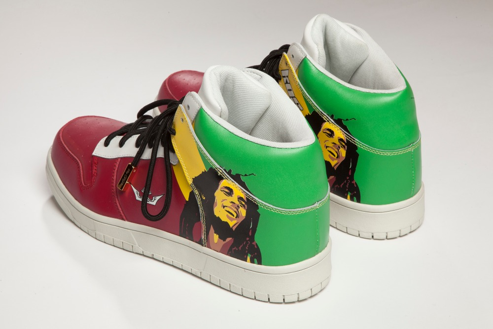 November New Arrival Limited Edition 100% Premium Leather Suede,Bob Marley, Rasta Sneakers Shoes with Epacket Shipping Wordwide.November New Arrival Limited Edition 100% Premium Leather Suede,Bob Marley, Rasta Sneakers Shoes with Epacket Shipping Wordwide.