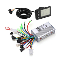 Electric Bicycle Brushless Controller Dual Model 36V48V 1000W Electric Bike Ebike Controller Ebike Accessory