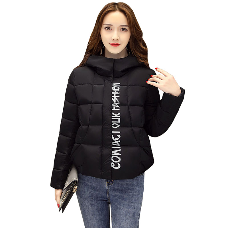 Newest Winter Jacket Fashion Long Sleeve High Street Women Casual Hooded Coat Cotton-padded Clothing Plus Size Parkas Lady 4L16 s 108 no power 1000 set password trouble free 3 digit number cabinet lock access control system password lock hook