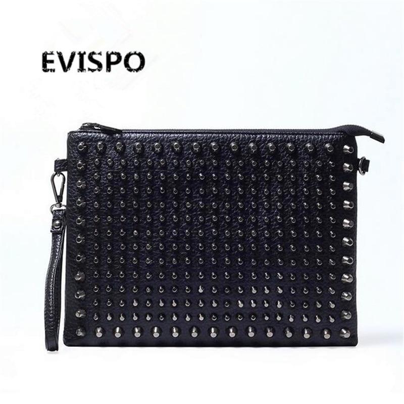 50345073ff EVISPO Fashion Womens stella design Chain Detail Cross Body Bag Ladies Shoulder  bag clutch bag bolsa franja luxury evening bags