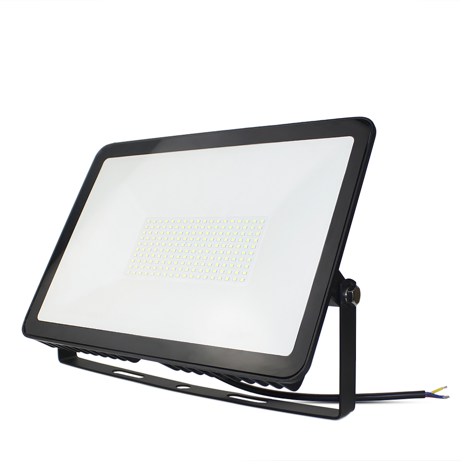 Led Flood Light Outdoor Spotlight Reflector Floodlight 10W/30W/50W/100W/150W SMD 5730 Aluminum foco led exterior Garden AC 220V