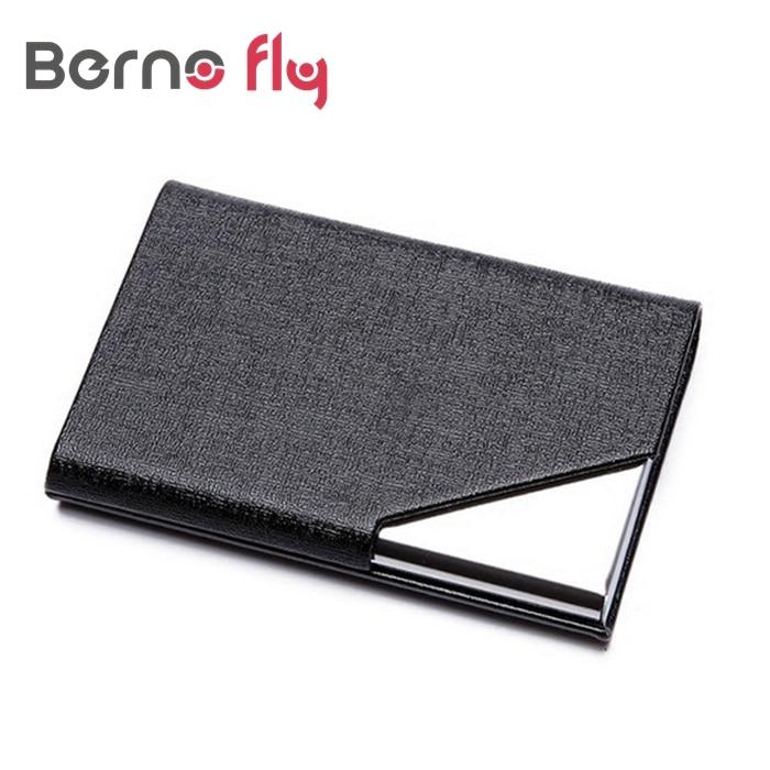 Fashion Mini Rfid Card Wallet For Men Women Waterproof Business ...