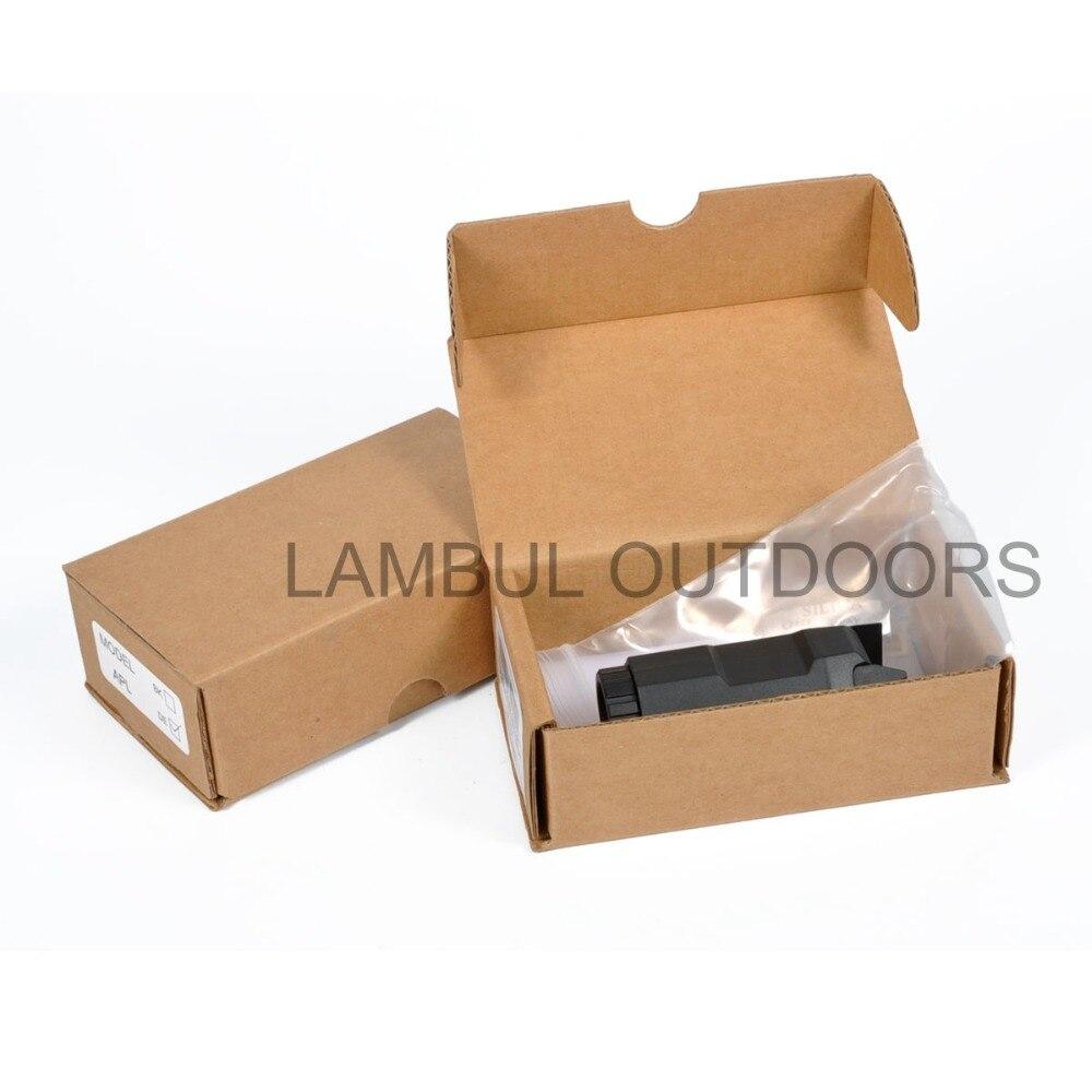 lanterna para 20mm picatinny montagem em trilho