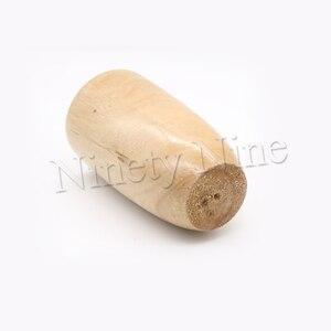 Image 3 - 4 قطع أرجل الأريكة الخشب مستدق أثاث خشبي الساقين الخشب اللون 10 سنتيمتر