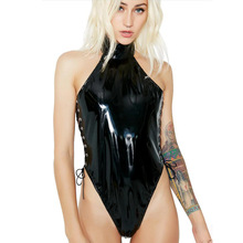 hot deal buy muxu bodysuits sexy rompers europe and the united states jumpsuits rompers bodies black backless jumpsuit clothes women summer