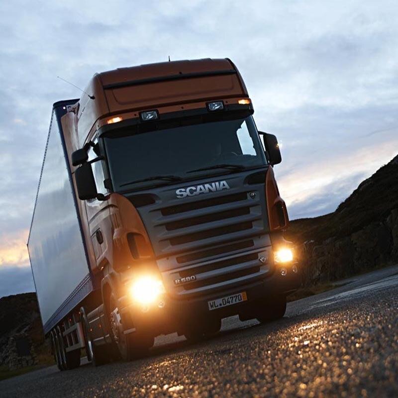Lâmpadas Led e Tubos alta qualidade 12/24vdc bens caminhão Temperatura de Cor : Branca Fria(5500-7000k)
