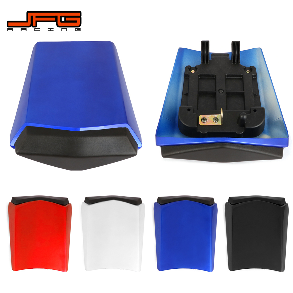 Motorcycle Red Blue <font><b>White</b></font> Black Rear Seat <font><b>Fairing</b></font> Cover Cowl Tail For <font><b>YAMAHA</b></font> YZF-<font><b>R1</b></font> YZFR1 YZF <font><b>R1</b></font> 2002 <font><b>2003</b></font> image