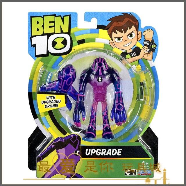 2018 Ben 10 Upgrade Action Figure Ultimate Omnitrix Alien Toys Model Gift