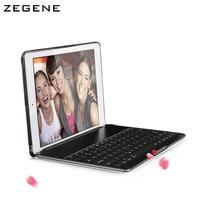 For Apple Ipad4 Ipad3 Ipad2 Bluetooth Keyboard Protection Case With A Sleep Frame Ultra Thin Shell