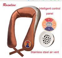 Free Shippping Massage Cape Cervical Massage Device Neck Shoulder And Neck Massage Capeneck And Shoulder Heating