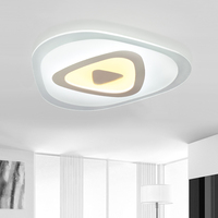 Modern Remote Control LED Ceiling Lights Dimming Bedroom Foyer Living Room Lamp Uminaria Ceiling Lighting Lampara
