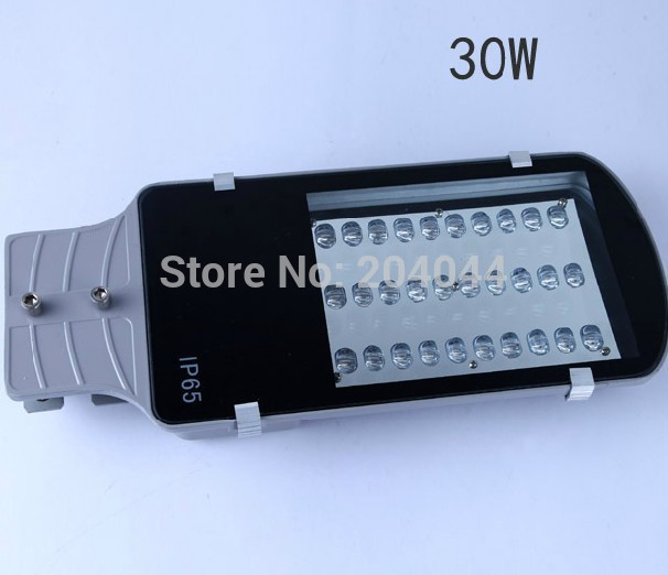 Led Streetlight Publico 1pcs/lot ,30w Street Light ,bridgelux Hot Sell Streets Light,,ac85-265v Input Voltage,ip65,ce Rohs.