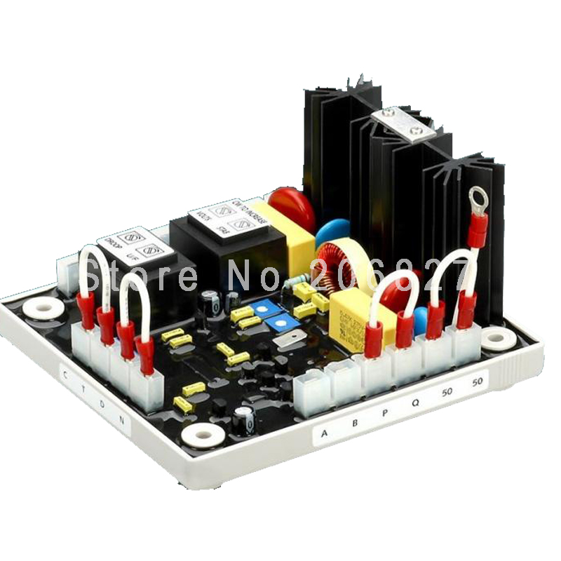 Brushless AVR AVC63-4 Automatic Voltage Regulator for Generator Alternator free shipping 500pcs new original power chip 79l15a 79l15 to 92