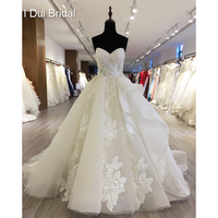 Sweetheart Ball Gown Wedding Dress Luxury High Quality Bridal Gown Wholesaler Best Choice !