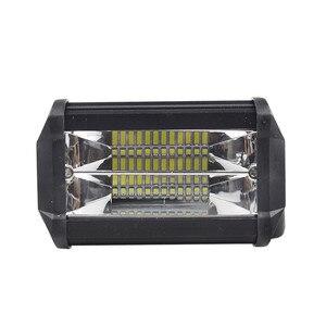 Image 2 - Luces Led Para אוטומטי אוטומטי ואופנוע חופר הנדסת רכב עזר זרקור עבודת אור LED מנורות עבור מכוניות