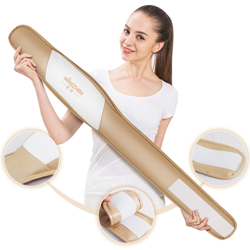 HOT Slimming Belt Electric Massager Vibration Women Waist Belly Electric Slim Belt Lose Weight Massage Belt Fat Burner elector kifit electric tummy abdominal slimming lose weight waist trainer fat belly burner fitness massage belt health care tool