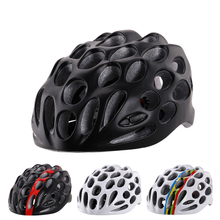 цена на Bicycle Helmet Ultralight MTB Road Bike Helmets Men Women EPS Integrally-molded Cycling Helmet Cycle Helmets