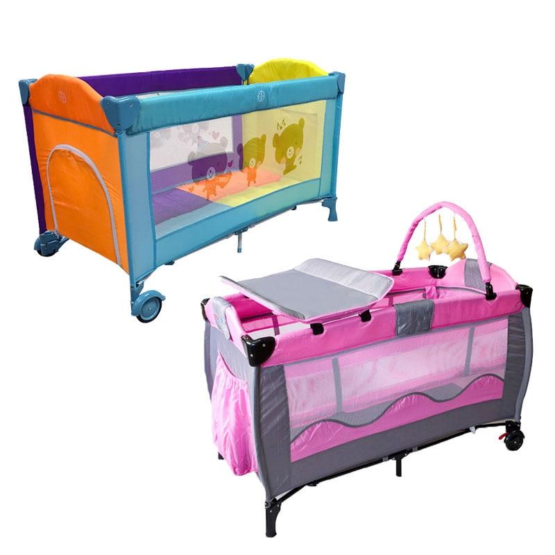 Aliexpress Com Buy European Portable Baby Cot Crib