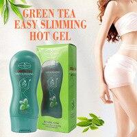 Slimming Cream green tea hot gel 250ml free shipping
