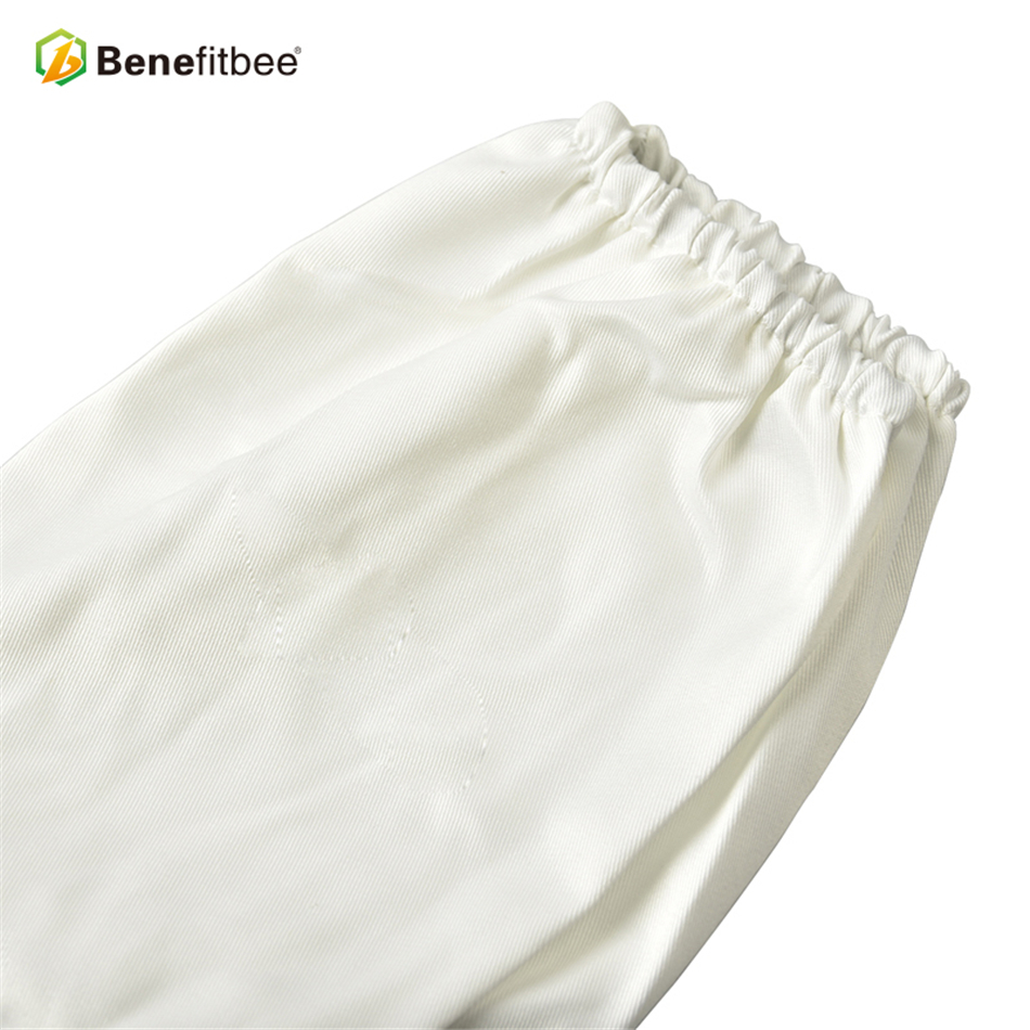 Image 5 - Benefitbee Brand Beekeeping Gloves PU Leather Beekeeper Gloves Protective Sleeves Bee keeping Glove Apiculture Equipment-in Beekeeping Tools from Home & Garden