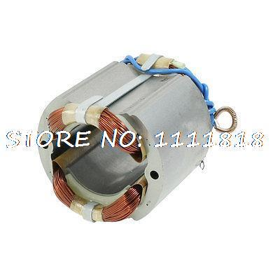 51mm Core 4 Cables Cutting Machine Electric Motor Stator for Makita 2414 vending machine parts 1 sets motor cables for 60 pieces motors