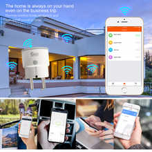 NEO COOLCAM WiFi Smart Remote Control Power Socket Outlet Timer Support Google Home Mini,IFTTT,Alexa For Smart Home Automation