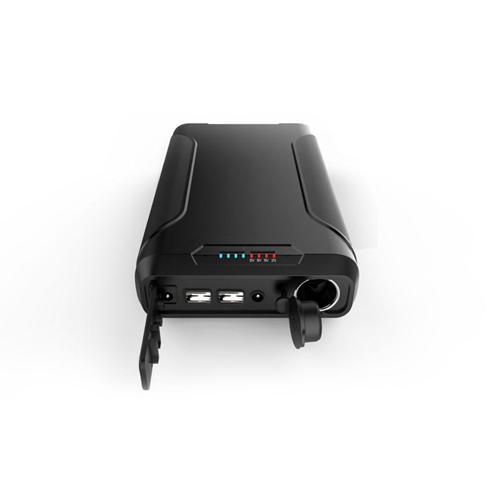 Chargeur Portable 72000 mAh batterie externe batterie externe technologie de charge rapide double Ports USB chargeur pour batterie externe à LED extérieur