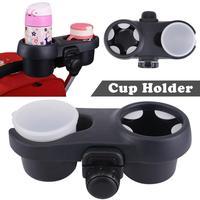 Stroller Cup Holder Universal Baby Bottle Storage Box Drink Beverage Coffee Cup Holder Baby Bottle Organizer for Baby Buggy Bike