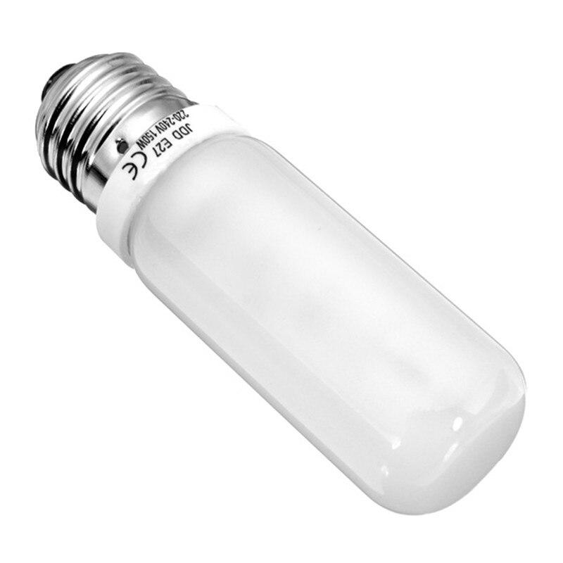 e27 150w warm white photo studio modeling strobe flash light lamp bulb 220v 3000k new arrival in. Black Bedroom Furniture Sets. Home Design Ideas