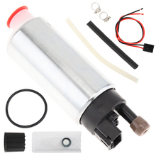 Fuel Pump  GSS343 13.5V 15 - 115PSI 255 LPH Auto High Flow Electric Fuel Pump with Filter Installation Tool for Chevrolet GMC precision auto labs professional fuel pump module fits blazer chevrolet gmc jimmy oldsmobile e3992m ctp0026
