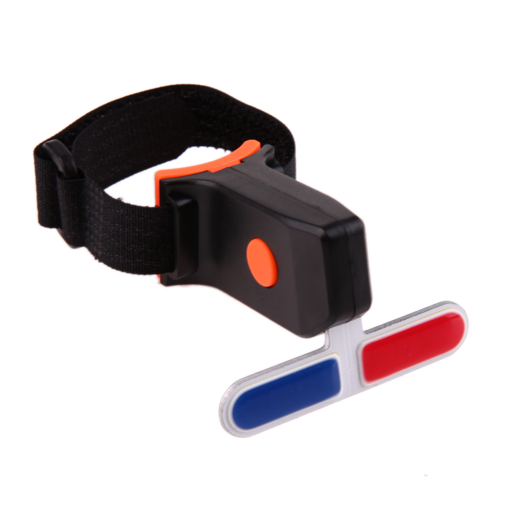 Multifunction Cycling Safety Warning Bike Light Police LED Red Blue ...