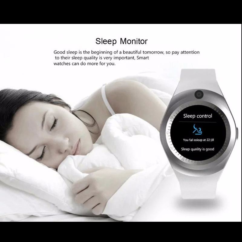 KESHUYOU Kamera Pametan sat Bluetooth 2G Muškarac smartwatch - Pametna elektronika - Foto 5