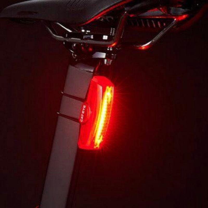 CATEYE TL-LD710-r USB LD710 bicycle tail lights 16LED bike cycling equipment